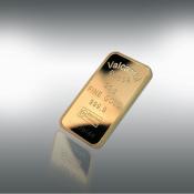 24 kt-guldbarre -20 g.