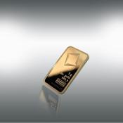 24 kt-guldbarre - 5,0 g.
